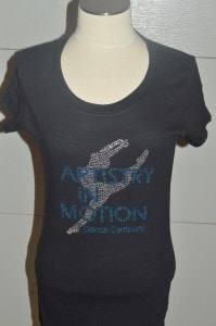 Custom rhinestone shirts