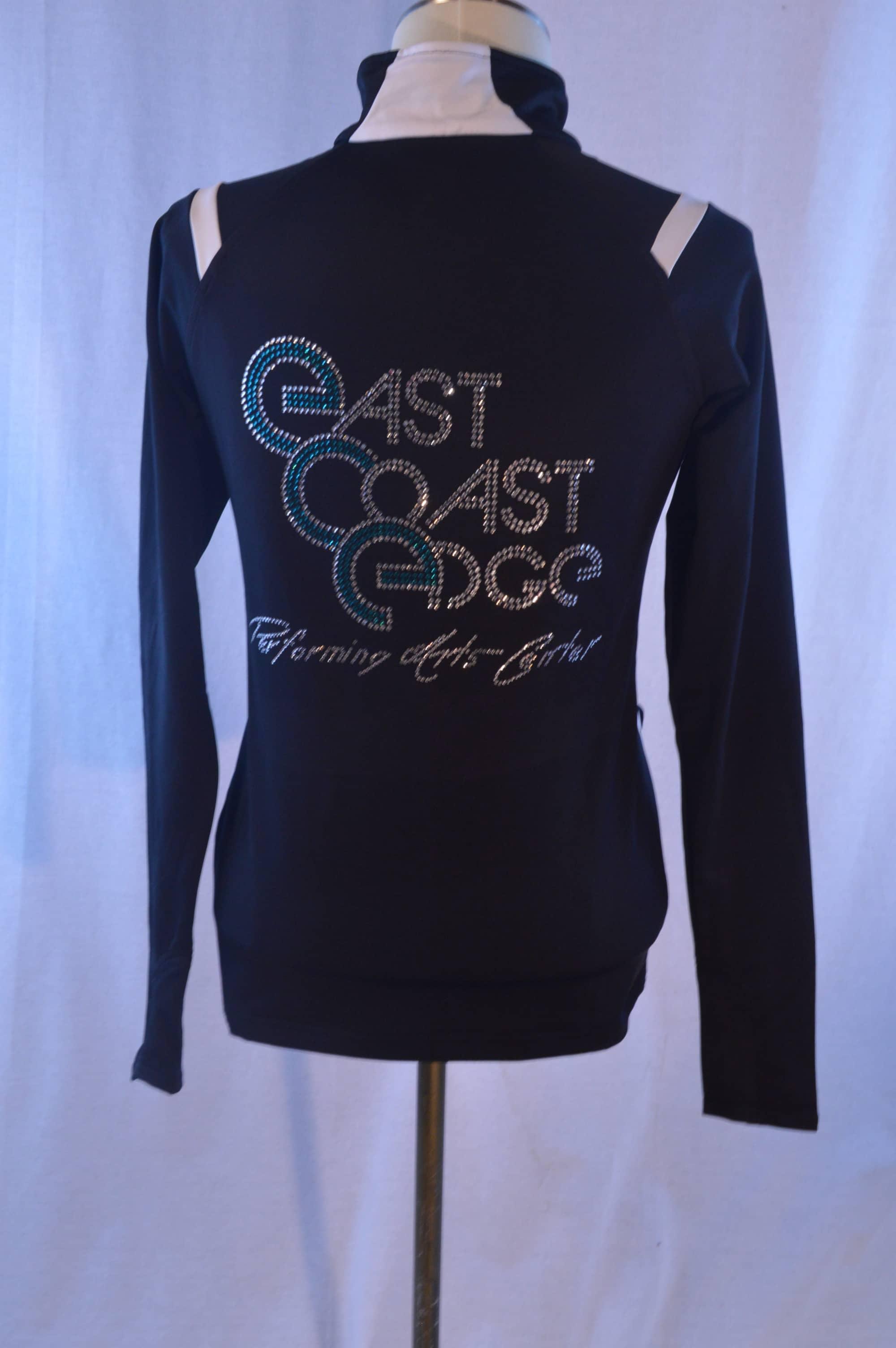 a5d39ec2af148 Dance team jackets East Coast Edge Dance Team Jacket