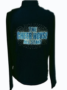 The Cheer House All-Stars cheer team jackets