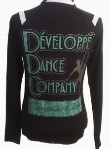 Dance team jackets