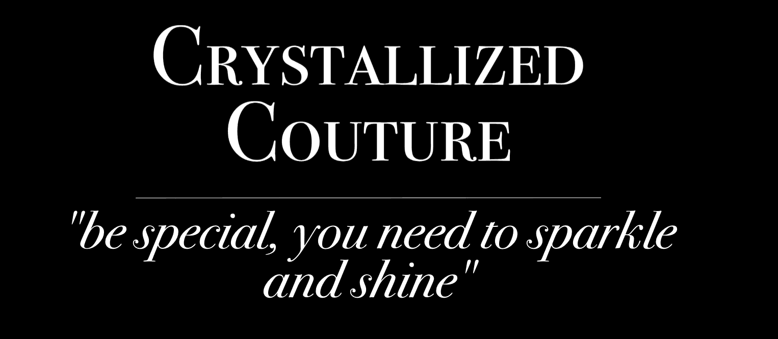 Crystallized Couture Logo & Slogan