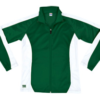 absolute jacket- green