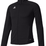 addidas trio jacket- black