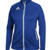 Adidas utility jacket- royal