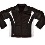 boom jacket- black