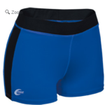 c fit short- blue