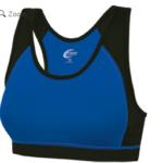 cfit-sports bra- blue