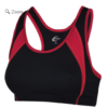 cfuse sports bra- red