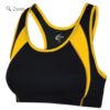 cfuse sports bra- yellow