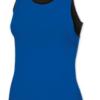 combo bra tank -blue