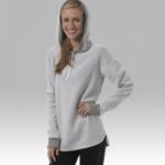 cool down hoodie- grey