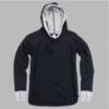 cool down hoodie- black