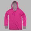 cool down hoodie- pink