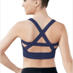 criss cross- navy