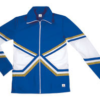 crossover jacket royal gold