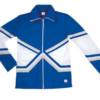 crossover jacket royal silver