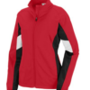 d force jacket- red