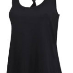 freeflow tank- black
