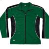 honor jacket -green