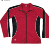 honor jacket- red