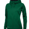 Nike Team Full Zip Up Hoodie - Green
