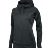 Nike Team Full Zip Up Hoodie- Charcoal