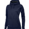 Nike Team Full Zip Up Hoodie- Navy