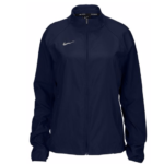 Nike running jacket- navy