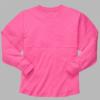 pom pom jersey- pink