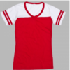 powder puff t -red