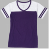 powder puff t- purple