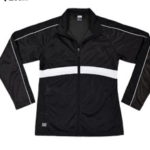 pure jacket black