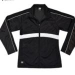 pure jacket black