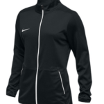 Nike rivalry jacket- black