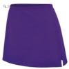 skort- purple