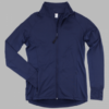 studio jacket- navy