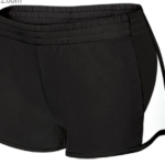 training shorts- black