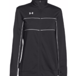 Under Armor rival jacket- black