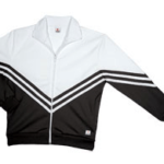 v jacket- black