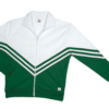 v jacket -green