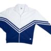 v jacket -navy