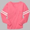 v-slub jersey- corel