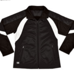 wave jacket- black