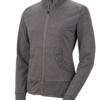 arabesque jacket-graphite heather