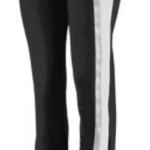 aurora pants-silver