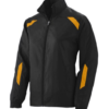 avail jacket-black-gold