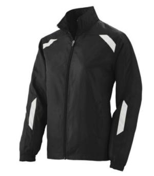 avail jacket black-white