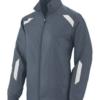 avail jacket graphite white