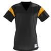 rally replica jersey-black gold