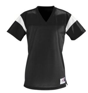 rally replica jersey- black white